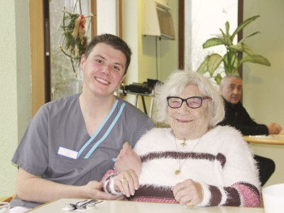 Es ist soweit: Die neue Homepage des Seniorenhauses Sankt Elisabeth in Prüm ist online!